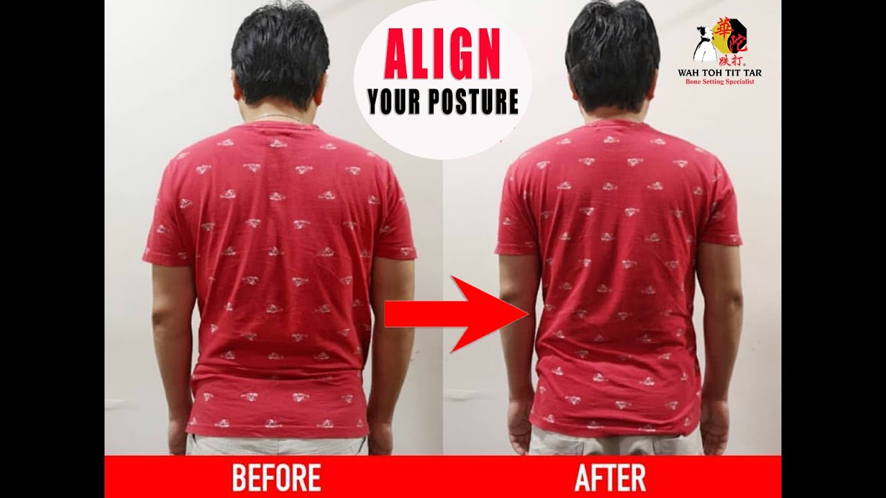 Body Posture Alignment Results! | Master Lilee | WAHTOHTITTAR | Ep01