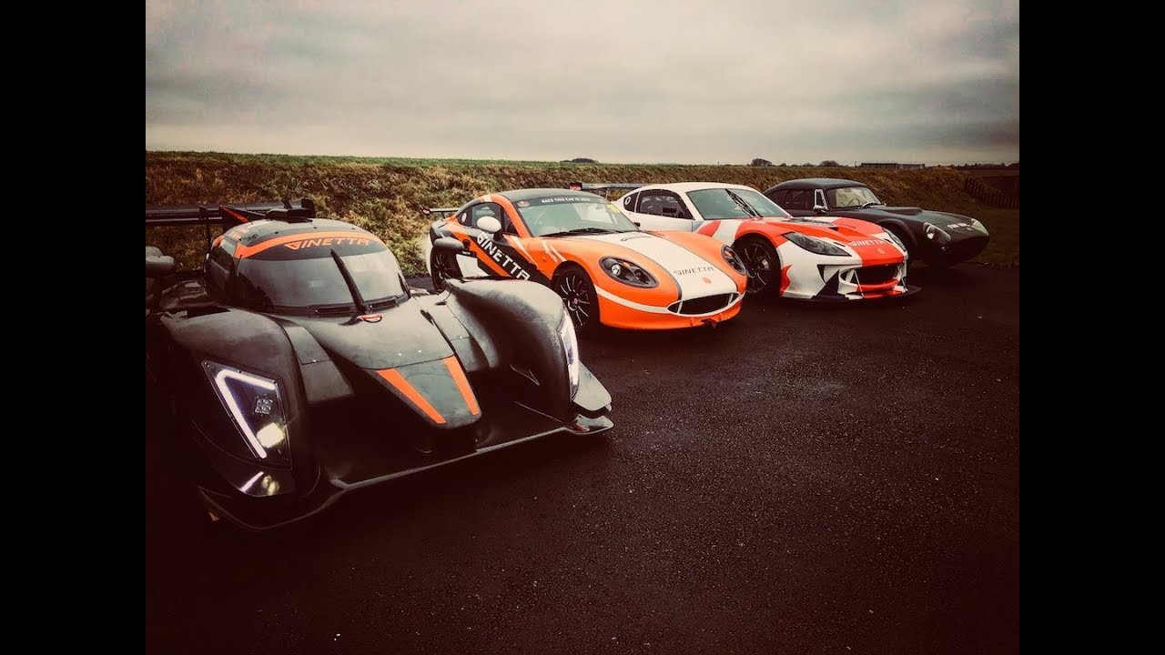 Ginetta True British Sports Cars YouTube - Sports cars under 60