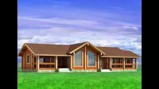 Дома из бруса(Чистовая отделка деревянного дома — это окончательный этап строительных работ, Который преследует единст..., 2014-09-09T07:17:51.000Z)