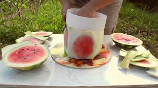 Diy: Simple And Healthy Watermelon Cake