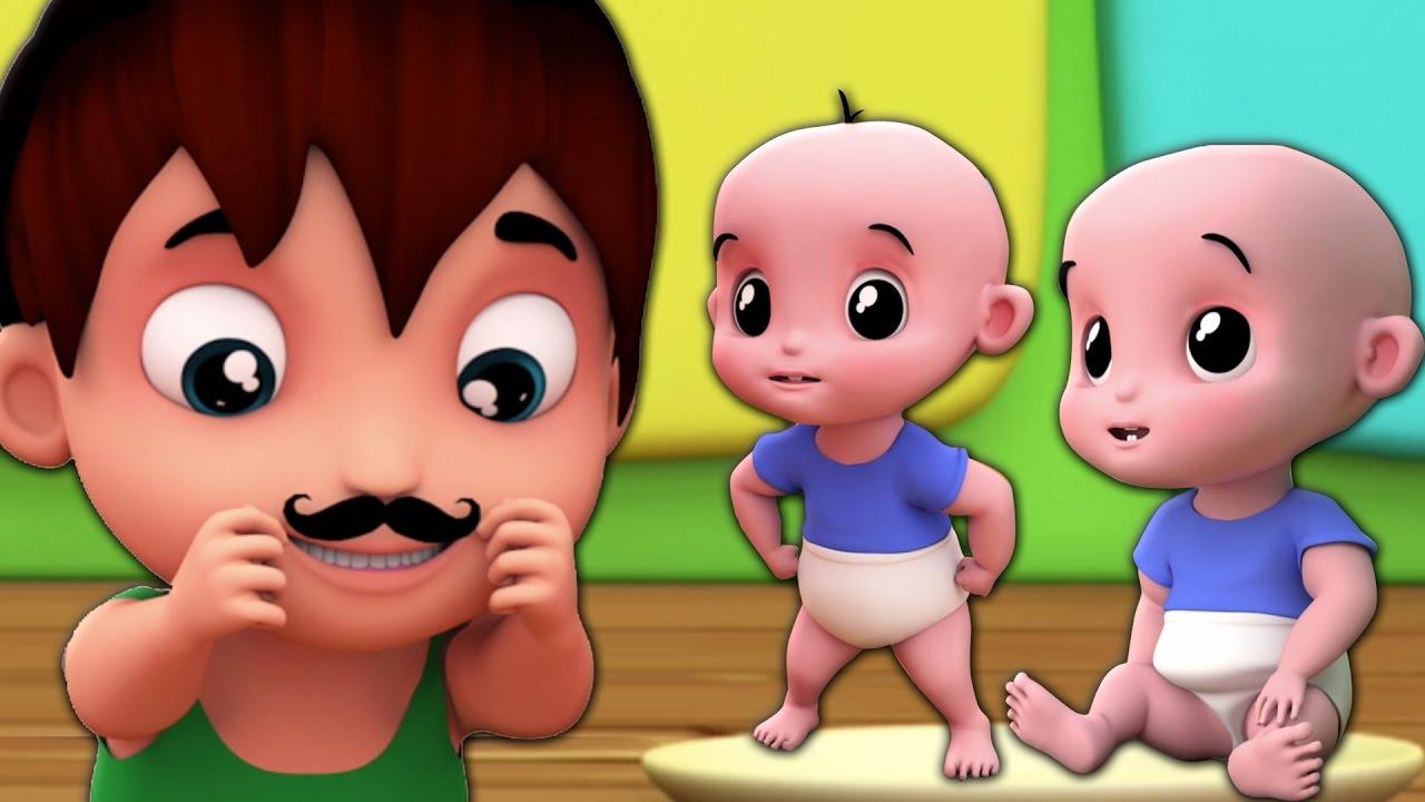 johny johny vâng cha | Vườn ươm vần cho trẻ em | trẻ em bài hát | Baby Rhymes | Johny Johny Yes Papa