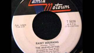 Marvelettes - Rainy Mourning.wmv