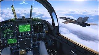 NEW COMBAT FLIGHT SIMULATOR
