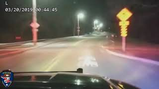 Dash Cam: Police pursuit in Wauwatosa on March 20, 2019