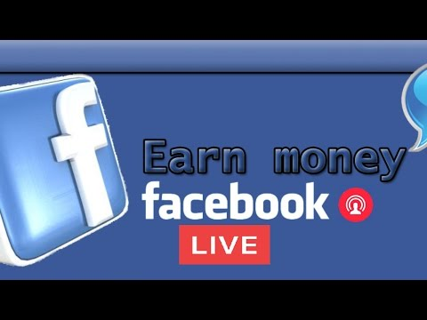 You Can Now Get Paid For Live Streaming on Facebook-If You
