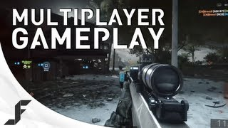 BATTLEFIELD 4 MULTIPLAYER GAMEPLAY - PARACEL STORM - OBLITERATION
