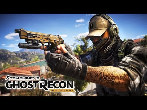GHOST RECON WILDLANDS Walkthrough Gameplay Part 1 - Iron Dragon! (Ghost Recon Wildlands PC Gameplay)