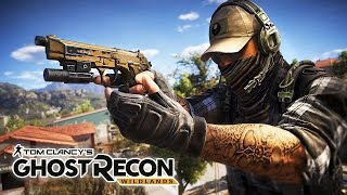 ghost recon wildlands walkthrough gameplay part 1 iron dragon ghost recon wildlands pc gameplay