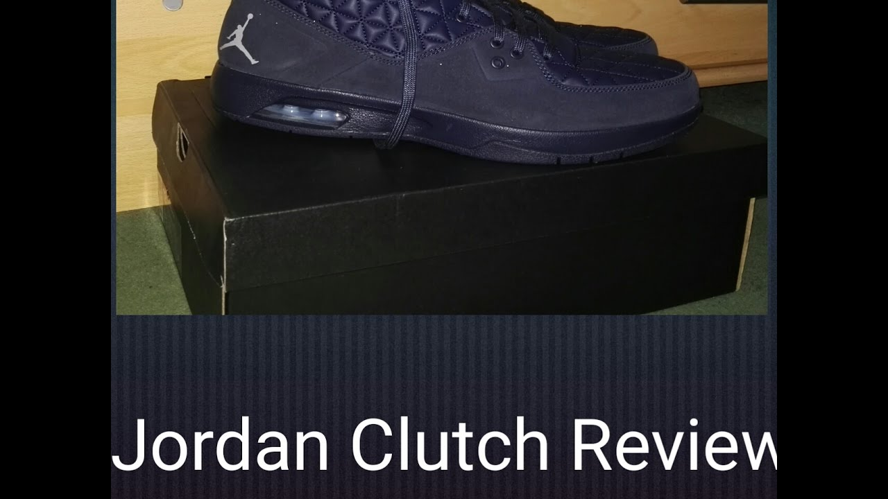 Jordan Clutch Trainers Review