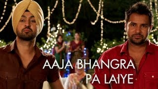 Aaja Bhangra Pa Laiye (Video Song) | Saadi Love Story | Surveen Chawla, Diljit D …