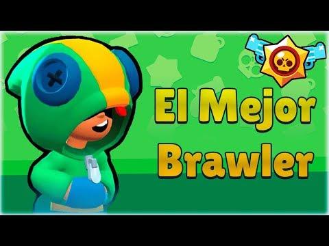 ¡¿ ES LEON EL MEJOR BRAWLER DEL JUEGO ?! - Brawl Stars - WithZack