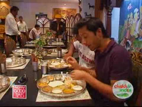 A culinary feast in Gujarat