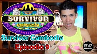 Survivor Cambodia, Episodio 9
