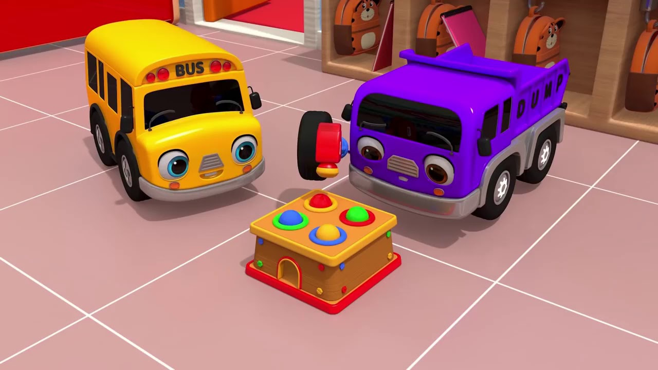 Download Learn Fruits Names With Icecream Shopping And Harvesting   Nursery Rhymes & Kids Songs   ToyMonster