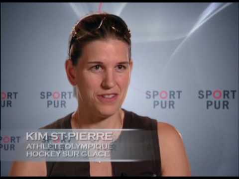 Sport pur - Kim St Pierre
