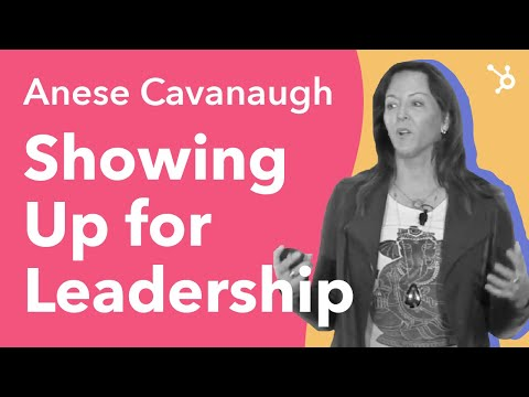 """INBOUND 2016: Anese Cavanaugh - """"Showing Up for Leadership: Your Presence is Your Impact"""""""
