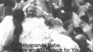 'Jyota se Jyota' Rare Video of Bhagawan Nityananda ~