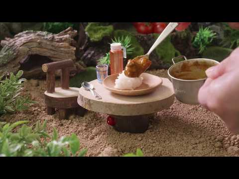 miniature-forest-cooking-curry-and-rice