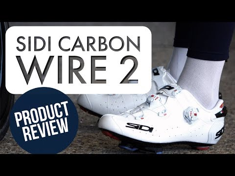 SIDI CARBON WIRE 2 CYCLING SHOES 2019   PREMIUM ITALIAN CARBON ROAD CYCLING FOOTWEAR