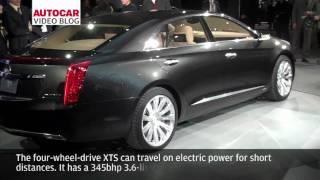 Cadillac XTS Platinum Concept Videos