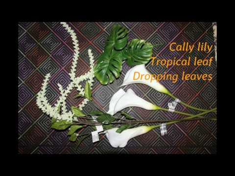 Flower Arrangement Calla Lily