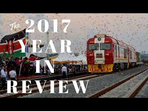 2017 China-Africa Year in Review