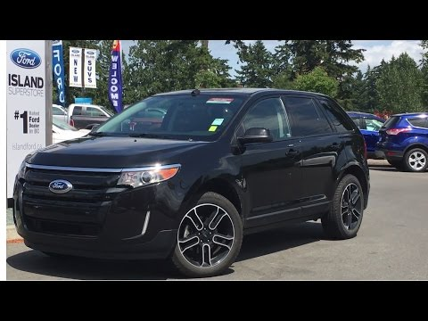 2014 Ford Edge 4dr SEL AWD Review | Island Ford