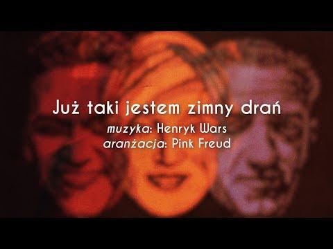 Pink Freud - Już taki jestem zimny drań (Henryk Wars cover)