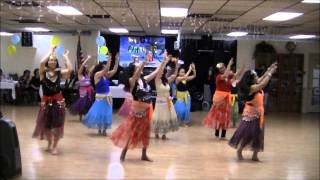 Made in India Performance by Vogue Dance Club