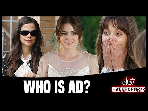 PRETTY LITTLE LIARS Ending Explained: AD REVEALED! 7x20 Recap | What Happened?!?