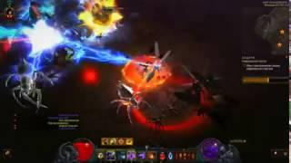 Diablo III билд чародея патч 2.4.3 для быстрого фарма рифтов, коробок и не высоких вп
