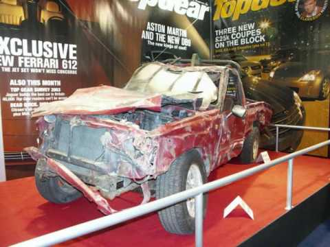 Top Gear Toyota Hilux Song