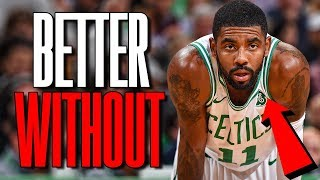 The Myth that the Boston Celtics are Better WITHOUT Kyrie Irving