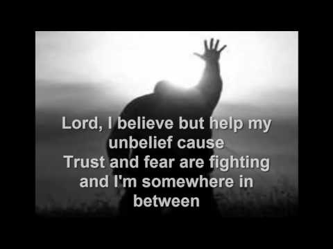Matthew West - Oh Me Of Little Faith (Lyrics)