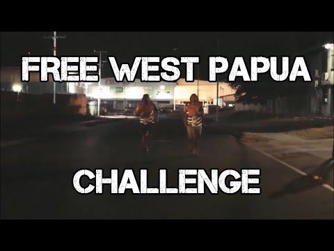 Free West Papua Challenge
