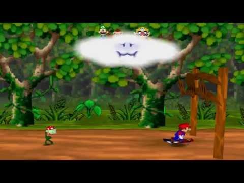 Mario Party - Mini Game Island Complete