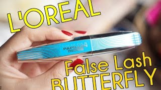 Review : L'oreal False Lash BUTTERFLY Thumbnail