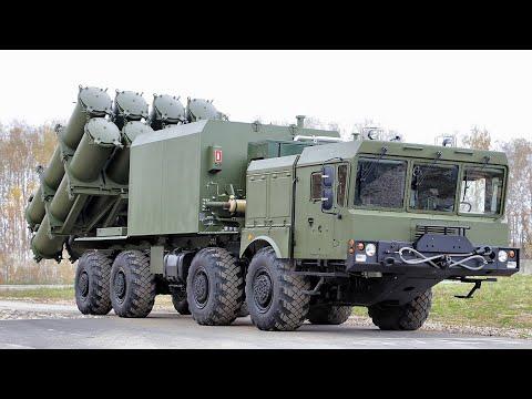 Bal E - Russian Coastal Defense Missile System