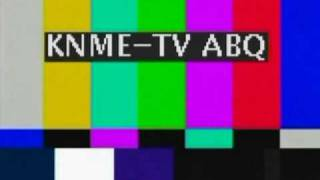 2007 KNME-TV Bars and Tone