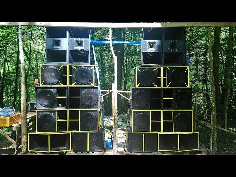 Free Party Indézirable sound system - 12/05/2018