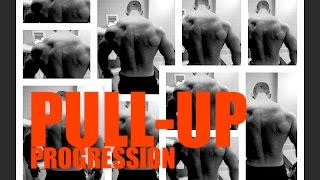 Pull Up Progression...Not TODAY Bear!!!
