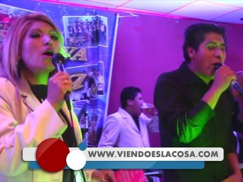 VIDEO: LA NUEVA RUMBA DE BOLIVIA - Blanco y Negro - En Vivo - WWW.VIENDOESLACOSA.COM - Cumbia 2014