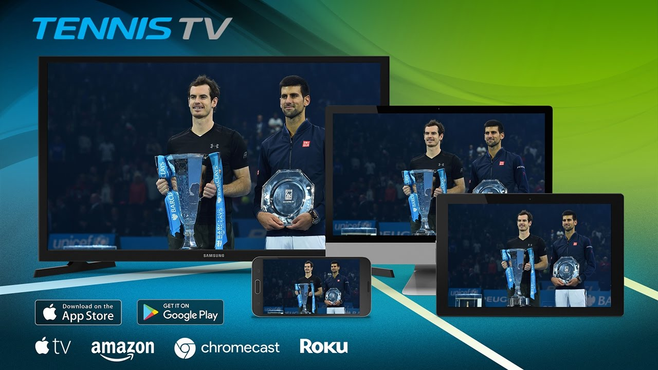 Watch Atp World Tour Tennis Streams On Tennis Tv Youtube