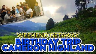 [ omaralattas ] vlog #96-2018: Cameron Highlands Trip