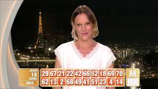 Tirage du soir Keno gagnant à vie® du 18 avril 2019 - Résultat officiel - FDJ