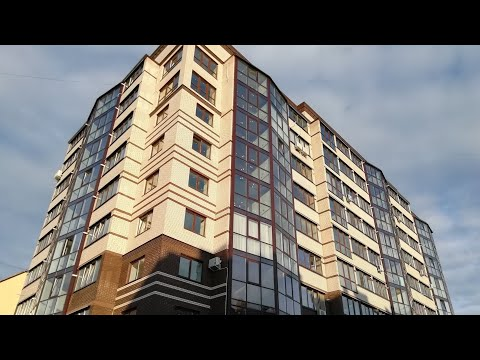 Обзор 3 к квартиры в новостройке
