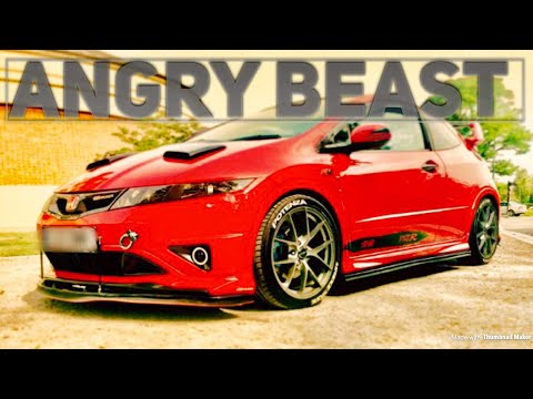 THE HONDA STREETZ EP7 // ONE OF A KIND MILANO MONSTER FN2 TYPE - R // CIVIC // MUGEN //
