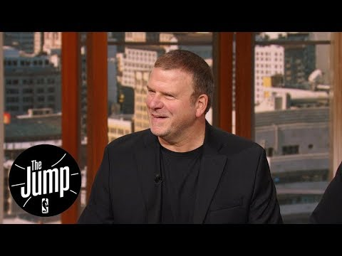 Rockets owner Tilman Fertitta talks Western Conference, NBA vs. NFL and more | The Jump | ESPN