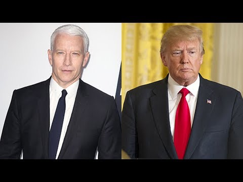 Anderson Cooper Blasts Donald Trump  For Dissing African Nations