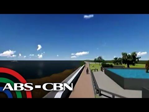 TV Patrol: Tide embankment kontra storm surge, itatayo sa Tacloban